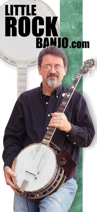 how to wear banjo picks
